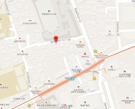 Kit map